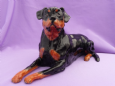 Eve Pearce Hand-Made Model - Rottweiller * SALE *